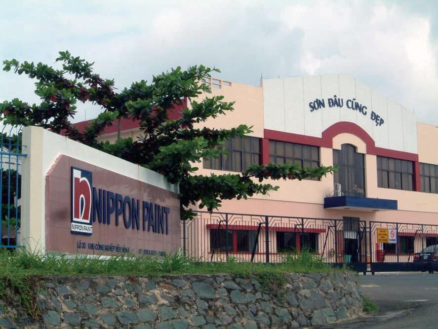 NIPPON PAINT (VIETNAM) CO., LTD.