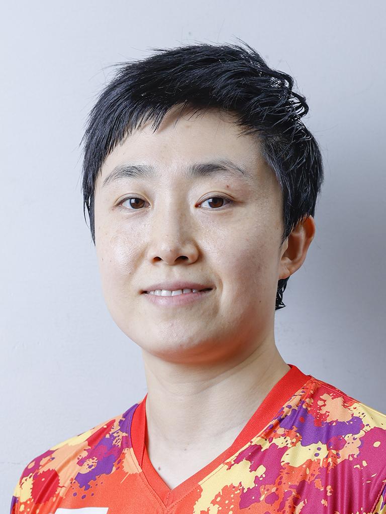 馮天薇選手プロフィール