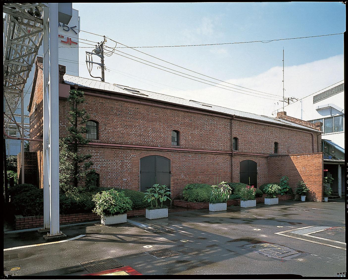 明治記念館開館