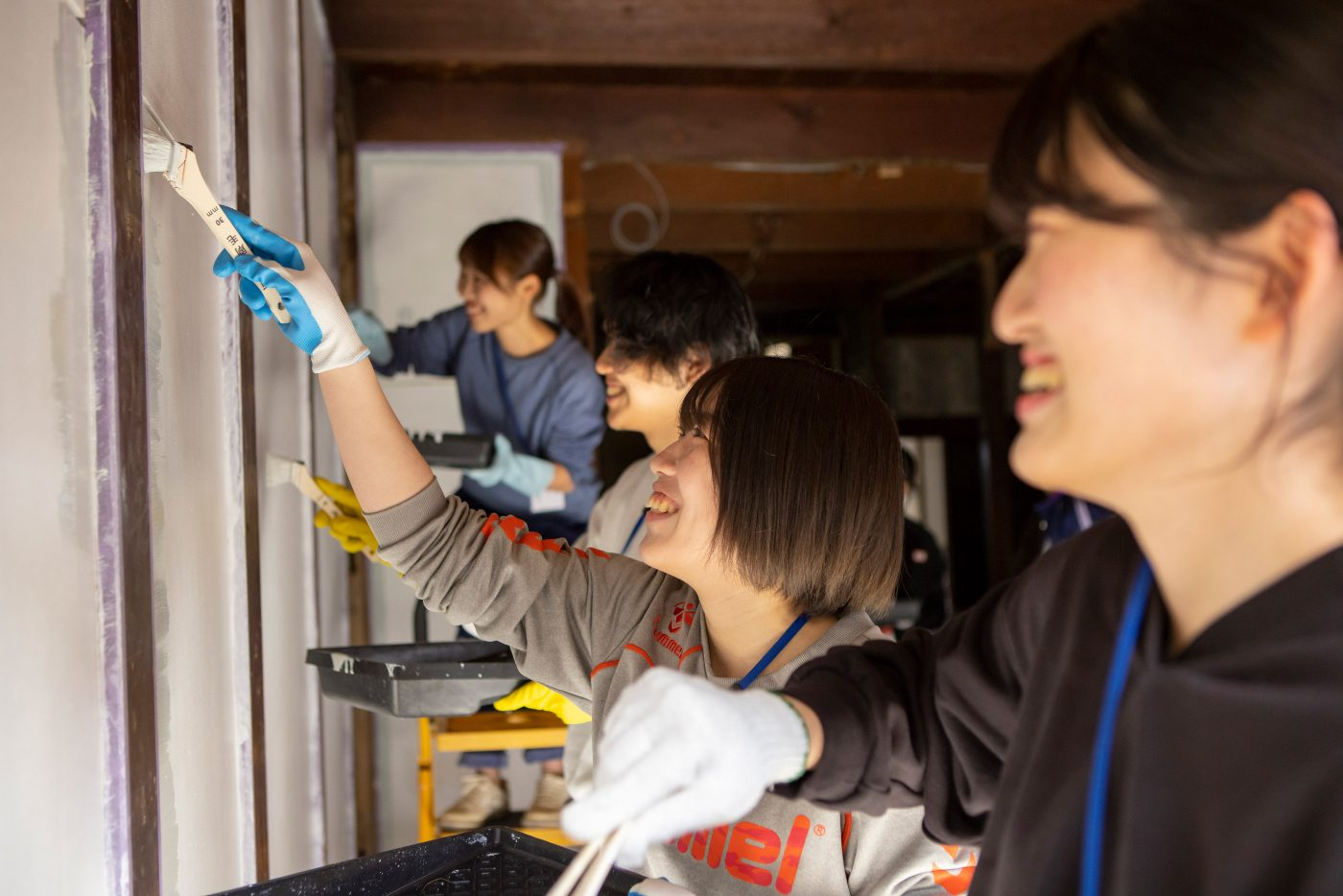 Voice 2:空間づくりプロジェクト@町家未来基地(奈良県)