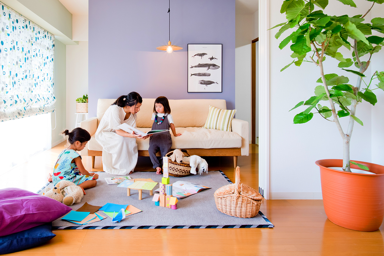 家庭用塗料の強み3