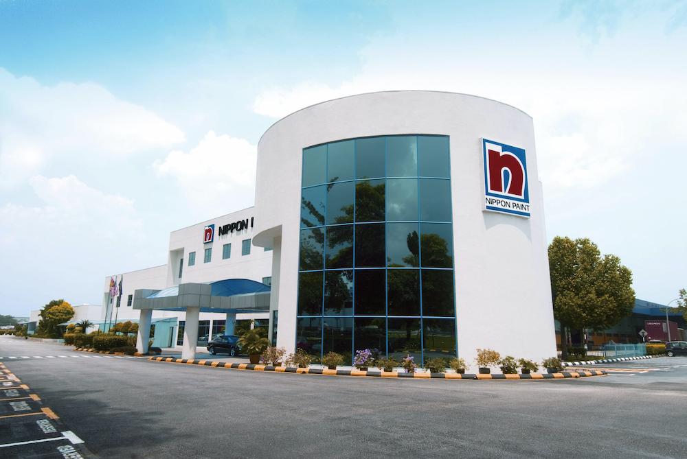 NIPPON PAINT (M) SDN BHD 設立