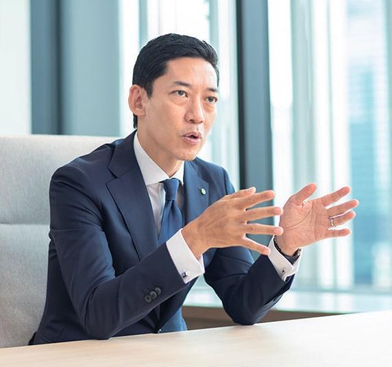 専務執行役CFO  若月 雄一郎
