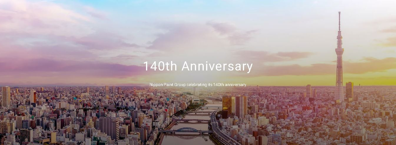"""Special """"140th Anniversary"""" site"""