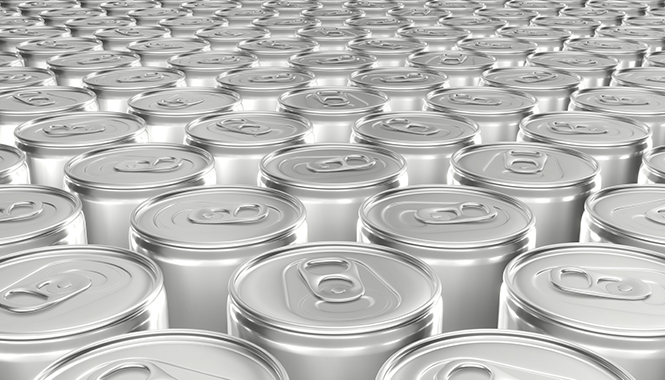 Treatment agents for beverage cans