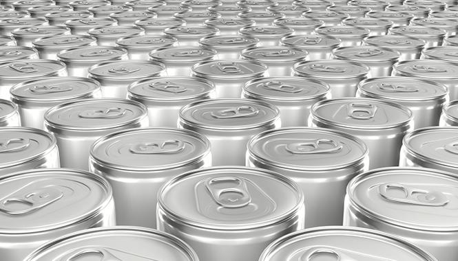 飲料⽸向け処理剤
