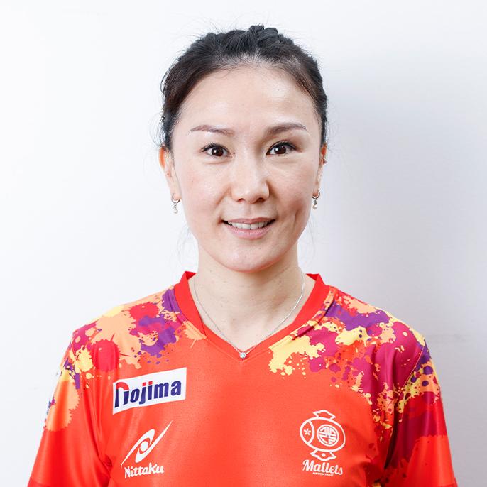単暁娜(シャン シャオナ)選手