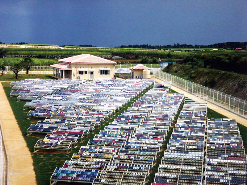 宮古島ウェザリングセンター竣工
