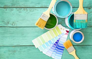 家庭用塗料について