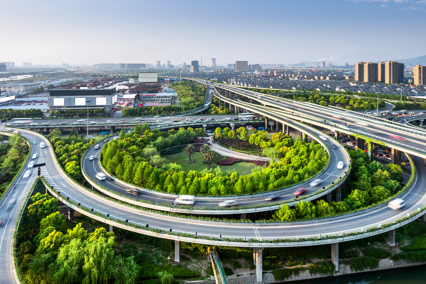 Enhancing durability of social infrastructure, such as bridges and expressways
