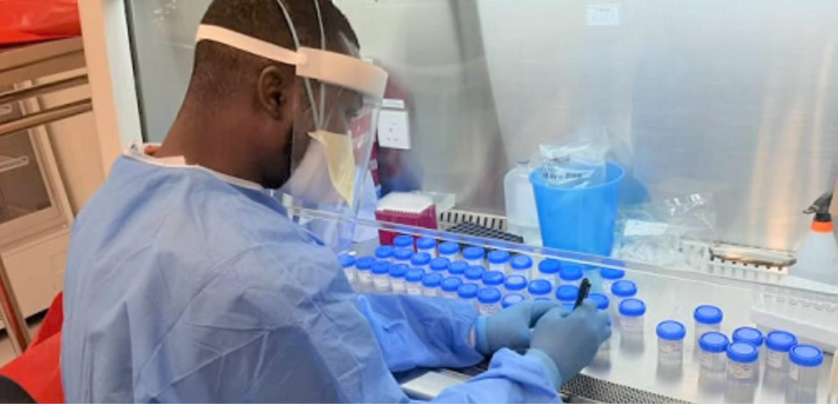 可視光応答形光触媒を採用した水性塗料塗膜表面における 新型コロナウイルス不活性効果を確認 ~ガーナ大学医学部附属野口記念医学研究所と共同実験~